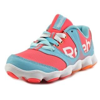 Reebok ATV 19 Sonic Rush K Youth  Round Toe Synthetic Pink Running Shoe