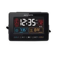 AcuRite Atomic Dual Alarm Clock Alarm CLock