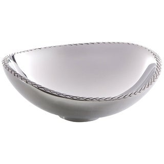 Nambe Braid Nut Bowl