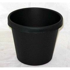 Akro-mils Classic Flower Pot Dark Green 8 Inch Pack Of 24 - 12008G