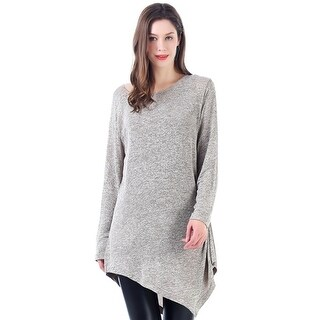 Mad Style Twist French Terry Long Pullover