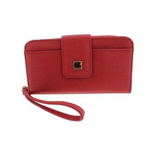 Tahari Womens Modern Times Wristlet Wallet Faux Leather Organizational - o/s (2 options available)