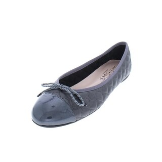 Paul Mayer Attitudes Womens Best Ballet Flats Leather Quilted
