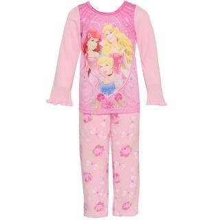 Disney Girls Pink Princesses Character Print 2 Pc Pajama Set|https://ak1.ostkcdn.com/images/products/is/images/direct/ec8b4f96acac076cf91b072a9980e8ec0e876440/Disney-Big-Girls-Pink-Princesses-Character-Print-2-Pc-Pajama-Set-8-10.jpg?impolicy=medium