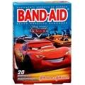 BAND-AID Bandages Disney Cars Assorted Sizes 20 Each - Thumbnail 0