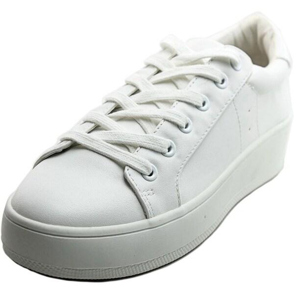 9d3d7477cd0 Shop Steve Madden Bertie Women Synthetic White Fashion Sneakers ...