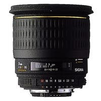 Sigma Wide Angle 24mm f/1.8 (D) EX Aspherical DG DF Macro Autofocus Lens for Sony Alpha & Minolta Maxxum Series