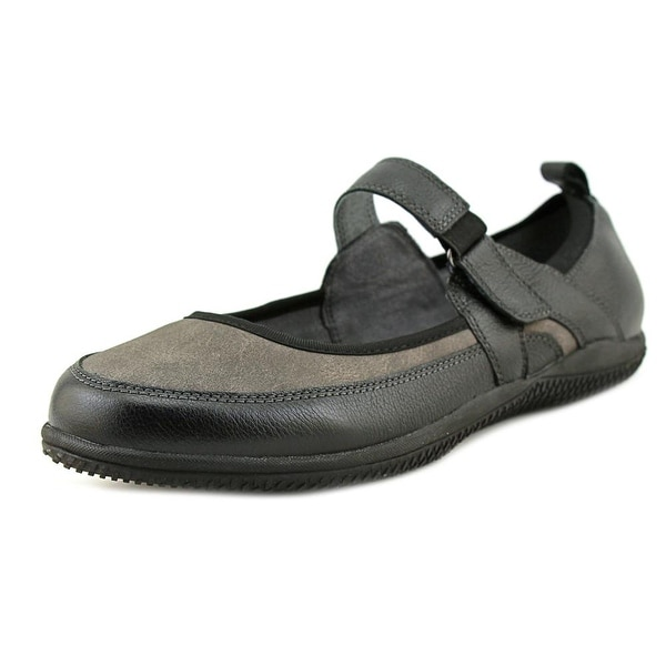 Softwalk Haddley Women W Round Toe Leather Mary Janes