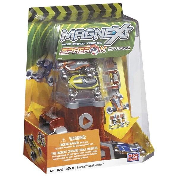 Mega Brands Magnext Triple Launcher