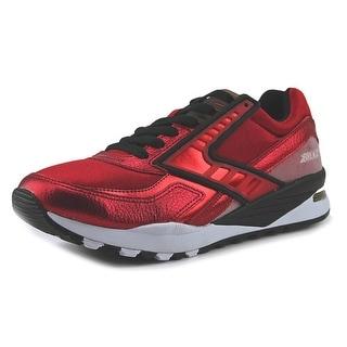 Brooks Regent Men  Round Toe Synthetic Red Running Shoe