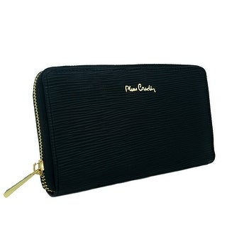 Pierre Cardin PAGLIA 8822A Leather Accordion Wallet