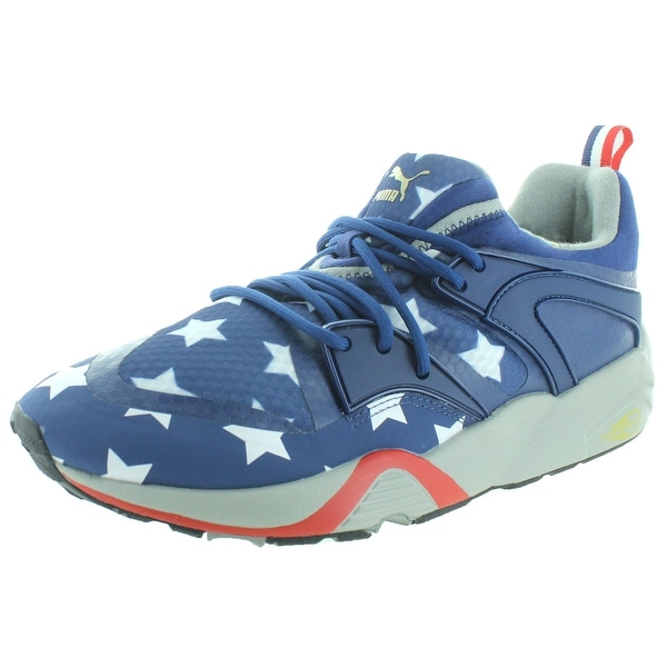 Puma Blaze of Glory Men's American Flag Sneakers Shoes