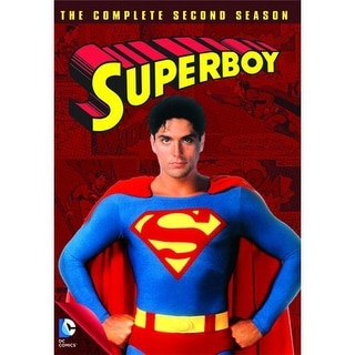Superboy: The Complete Second Season(3 Disc Set) Md2 DVD Movie 1989-90