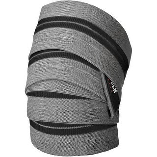 Link to Lift Tech Fitness Comp Weight Lifting Knee Wraps - Gray - 78 in. Similar Items in Fitness & Exercise Equipment