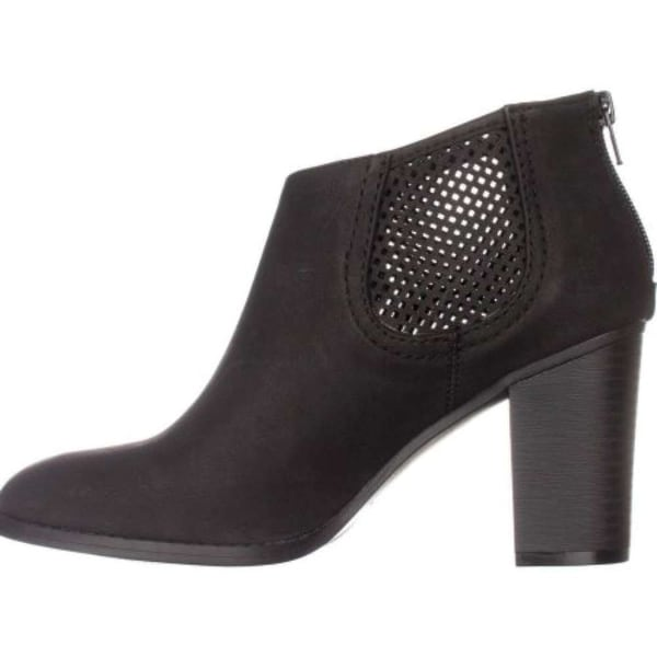 Style & Co. Womens lana Almond Toe Ankle Fashion Boots - 8