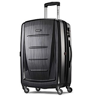 "Samsonite Winfield 2 Fashion 28"" Spinner, Brushed Anthracite - brushed anthracite"