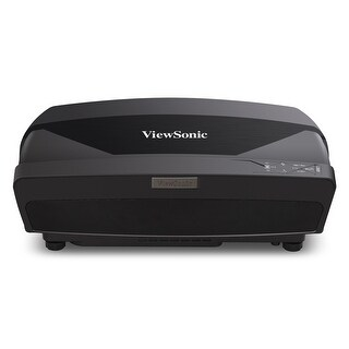 Viewsonic Ls820 3500 Lumens 1080P Hdmi Ultra Short Throw Laser Projector