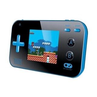 Teledynamics DG-DGUN-2888 My Arcade Portable 220 Games - Blue & Black