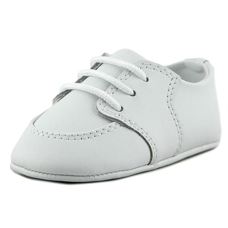 Nursery Rhyme 94090 Infant Leather White Fashion Sneakers