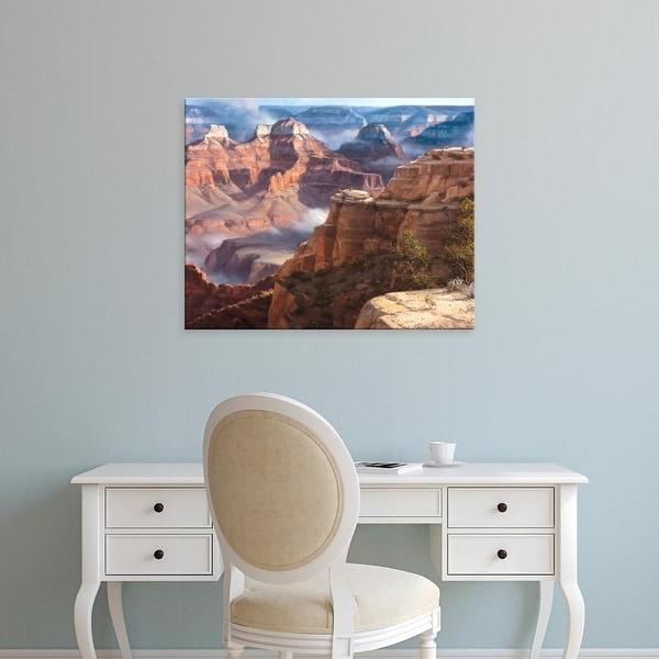 Easy Art Prints Jack Sorenson's 'Rock of Ages' Premium Canvas Art