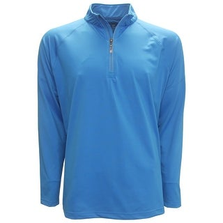 Snake Eyes 1/4-Zip Textured Performance Pullover
