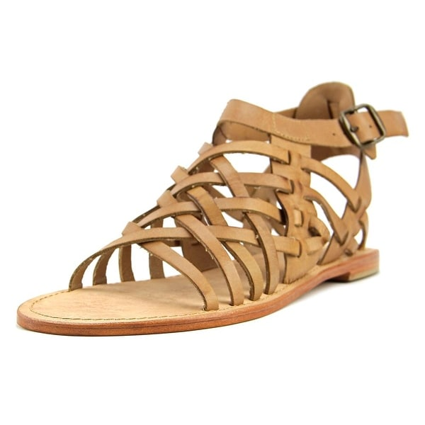 Diba True River Run Cognac Sandals