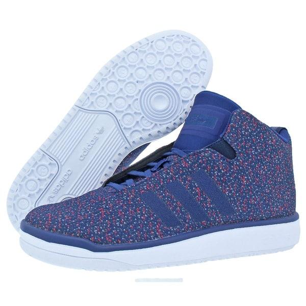 nuevo autentico promoción compras Shop adidas Originals Mens Originals Veritas Weave Mid Basketball ...