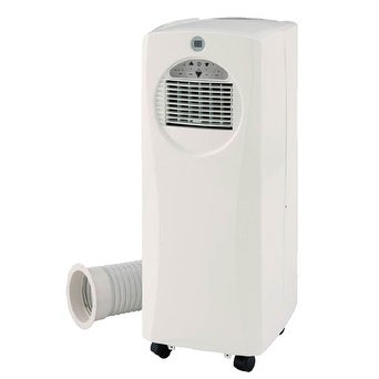 Sunpentown WA-9061H 9,000 BTU Portable Air Conditioner & Heater - White
