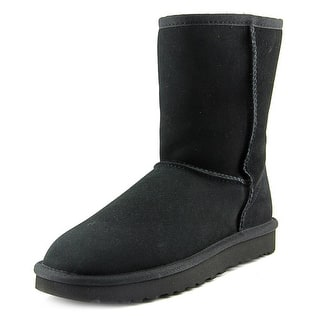Ugg Australia Classic Short II Round Toe Suede Winter Boot|https://ak1.ostkcdn.com/images/products/is/images/direct/ec9e9f3957e8b8be37586862e24b457fb596db64/Ugg-Australia-Classic-Short-II-Round-Toe-Suede-Winter-Boot.jpg?impolicy=medium