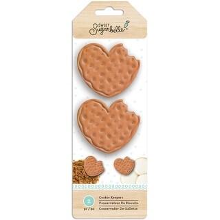 Sweet Sugarbelle Sugar Cookie Keeper 2/Pkg-