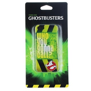 """Ghostbusters """"Who You Gonna Call"""" iPhone 5/5s/se Case - multi"""