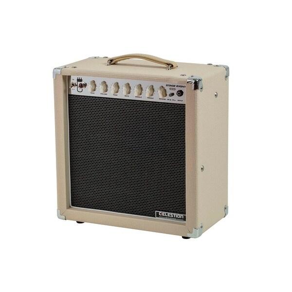 shop monoprice 15 watt 1x12 guitar combo tube amplifier with celestion speaker and spring. Black Bedroom Furniture Sets. Home Design Ideas