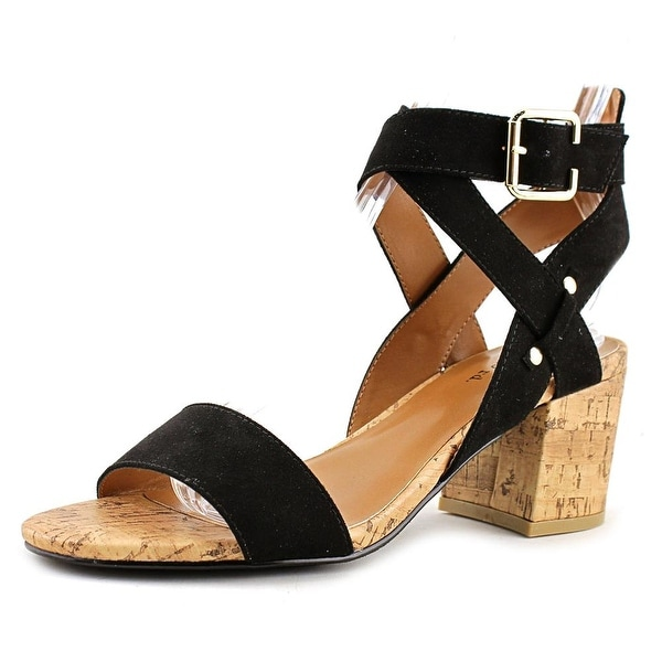 Indigo Rd. Elea Women Black Sandals