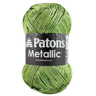 Metallic Yarn - Clearance Shades*