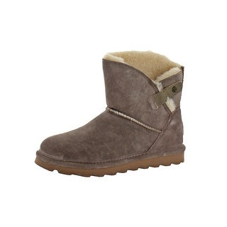 Bearpaw Womens Margaery Winter Boots Winter Pull On