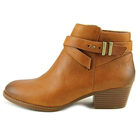 INC International Concepts Womens Herbii Closed Toe Ankle Fashion Boots