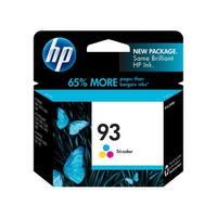 HP 93 Tri-color Original Ink Cartridge (C9361WN) (Single Pack)