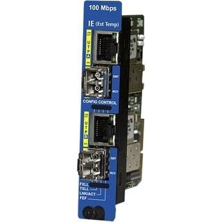 IMC 850-18610 B&B IE-iMcV-2xLIM, TX/SFP (requires IE-SFP/155 module(s)) - 2 x Network (RJ-45) - 100Base-TX - 2 x Expansion Slots