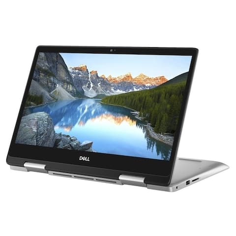 "Dell Inspiron 5482 Intel Core i5-8265U X4 3.9GHz 12GB 256GB SSD 14"",Silver(Certified Refurbished)"