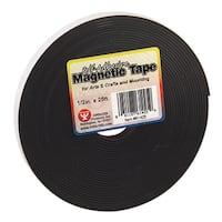 Magnetic Tape 1 / 2 X 25 Self Adhesive