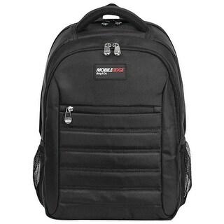 """Mobile Edge Mebpsp1 15.6"""" Smartpack Backpack (Black)"""