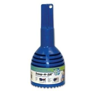 """Our Pets SmartScoop Scoop-N-Sift Cat Litter Scoop Blue 9"""" x 3.75"""" x 3.75"""""""
