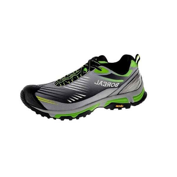Boreal Climbing Shoes Mens Lightweight Chameleon Verde Green