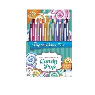 Papermate Ultra Fine Point 0.4 mm., Limited Edition Candy Pop