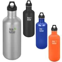 Klean Kanteen Classic 40 oz. Single Wall Bottle with Loop Cap - 40 oz.