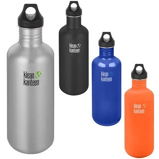 Klean Kanteen Classic 40 oz. Single Wall Bottle with Loop Cap
