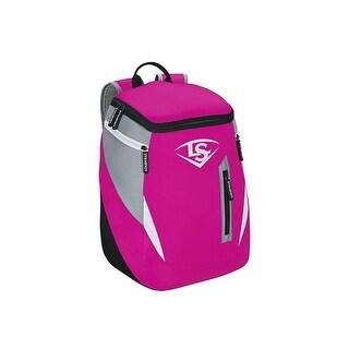 Wilson Louisville Slugger Genuine Stick Pack Baseball Gear Bag (Hot Pink)