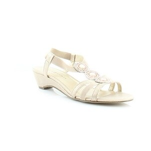 Karen Scott Womens Casha Open Toe Casual Platform Sandals - 9.5