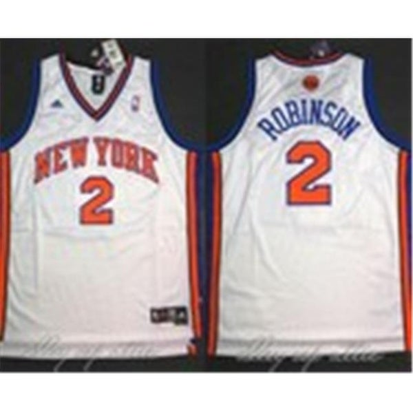 Shop Nate Robinson Basketball Jersey - New York Knicks Slam Dunk - Free  Shipping Today - Overstock.com - 24006021 12ce2e423