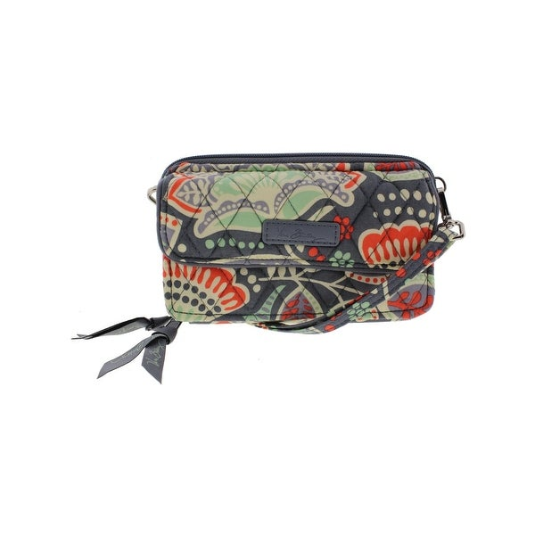 72ea828b9853 Shop Vera Bradley Womens Crossbody Handbag Quilted Printed - small ...